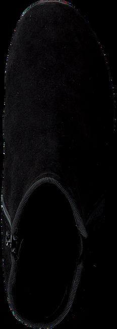 Zwarte GABOR Enkellaarsjes 75.530  - large