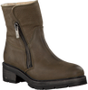 Taupe VIA VAI Biker boots 4932119  - small