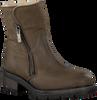 Taupe VIA VAI Biker boots 4932119  - small