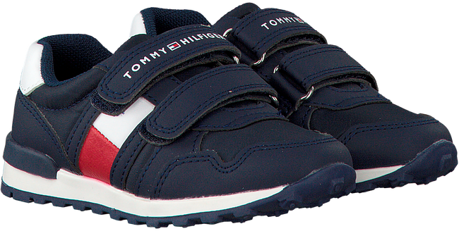 Blauwe TOMMY HILFIGER Sneakers T1X4-00240  - large