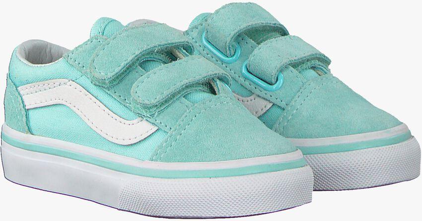 Blauwe VANS Sneakers OLD SKOOL V TD - larger