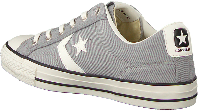Grijze CONVERSE Sneakers STAR PLAYER OX MEN  - large