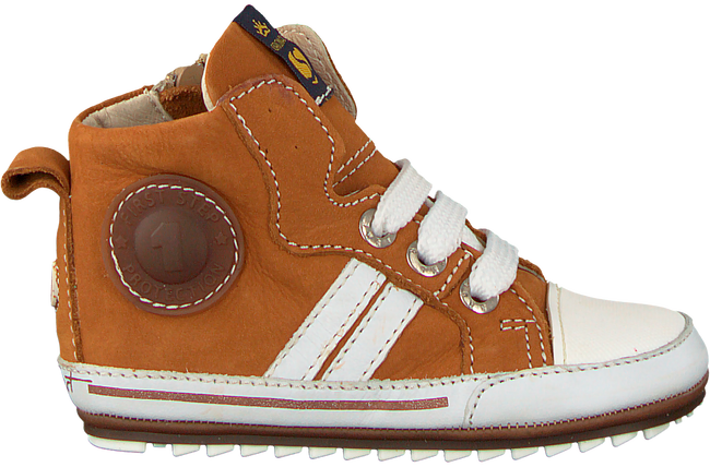 Cognac SHOESME Babyschoenen BP8S006 - large