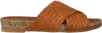 Cognac KANNA Slippers 20191  - medium