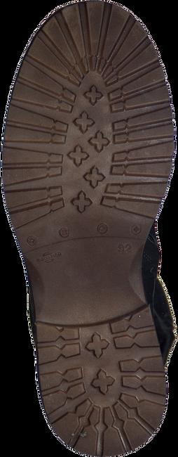 Zwarte GIGA Lange laarzen 7838  - large