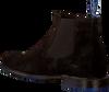 Bruine FLORIS VAN BOMMEL Chelsea boots 10902 EnFOliV0