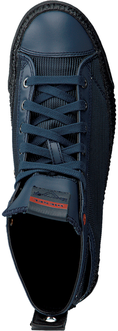 Blauwe DIESEL Sneakers MAGNETE EXPOSURE I  - large