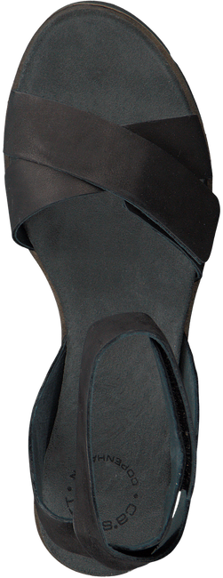 Zwarte CA'SHOTT Sandalen 15091  - large