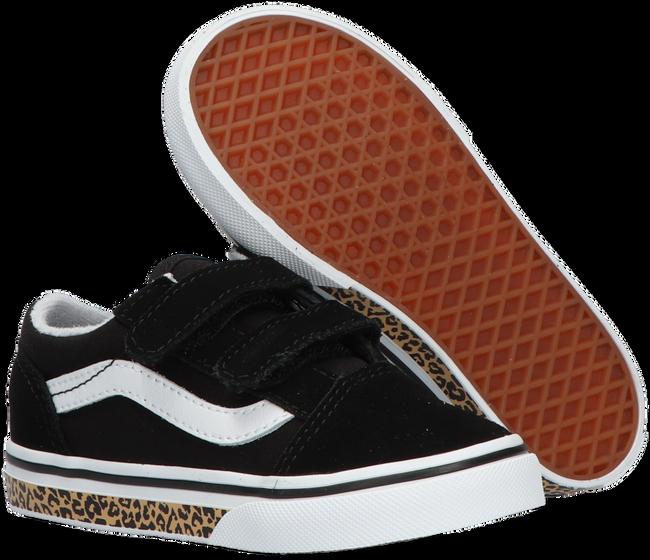 Zwarte VANS Lage sneakers TD OLD SKOOL V  - large