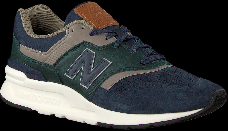 Blauwe NEW BALANCE Sneakers CM997   Omoda