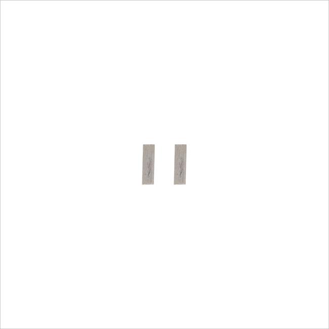 Zilveren ATLITW STUDIO Oorbellen PETITE EARRINGS MINUS - large