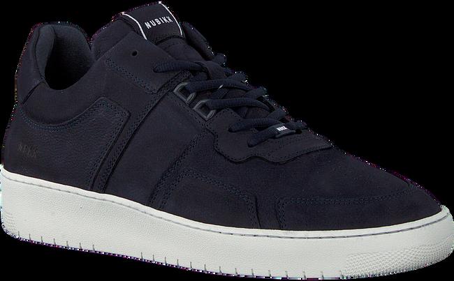Blauwe NUBIKK Lage sneakers YUCCA CANE MEN - large