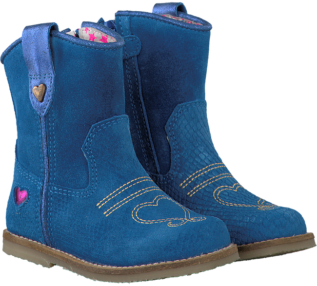 Blauwe MIM PI Lange laarzen 1430  - large