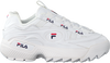 Witte FILA Sneakers D-FORMATION WMN  - small