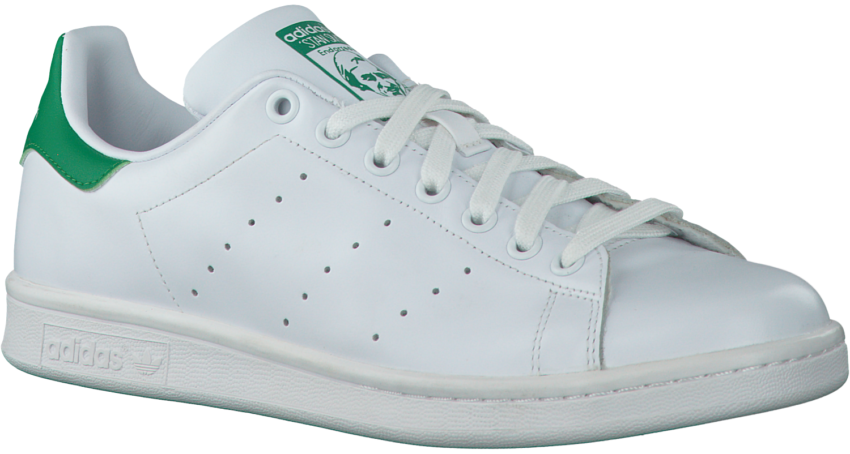 Witte ADIDAS Sneakers STAN SMITH HEREN Omoda.nl