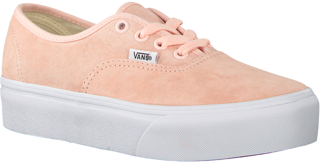 Roze VANS Sneakers AUTHENTIC PLATFORM WMN - large