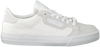 Witte ADIDAS Lage sneakers CONTINENTAL VULC J  - small