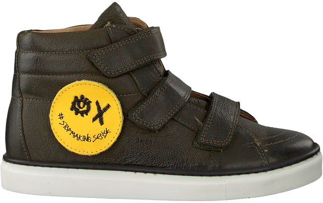 Groene SVNTY Sneakers SMILEY - large