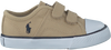 Beige POLO RALPH LAUREN Sneakers DYLAND EZ LAYETTE  - small