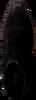 Zwarte NOTRE-V Enkellaarsjes BY6605X  - small