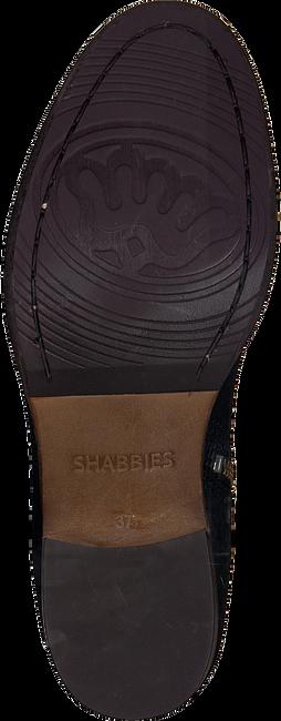 Zwarte SHABBIES Enkellaarsjes 182020095 - large
