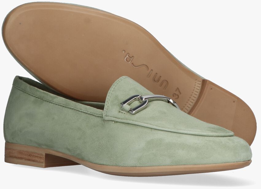 Groene UNISA Loafers DALCY  - larger