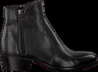 Zwarte NOTRE-V Enkellaarsjes 07A-202  - medium