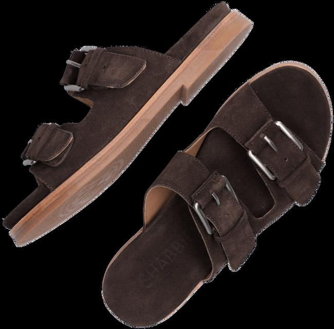 Bruine SHABBIES Slippers 170020193  - large