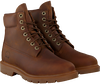 Bruine TIMBERLAND Veterboots 6INCH BASIC BOOT NONCONTRAST - small