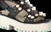 Zwarte 181 Sandalen MELI  - small