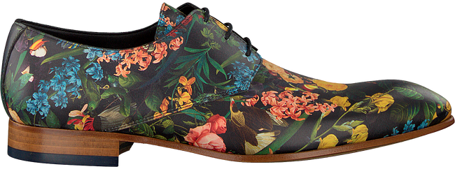 Zwarte MASCOLORI Nette schoenen BIRDS IN PARADISE - large