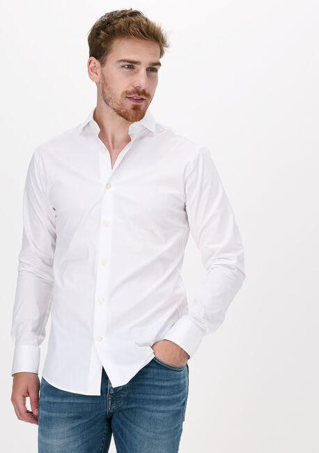 Witte TIGER OF SWEDEN Klassiek overhemd FARRELL - large