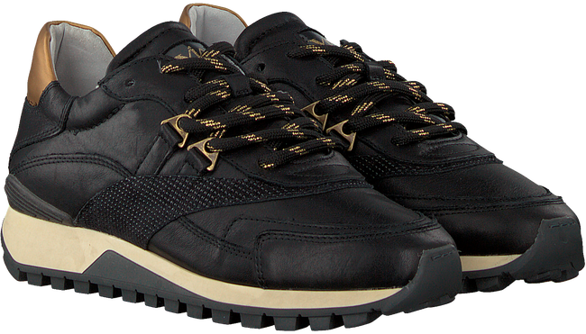 Zwarte VIA VAI Lage sneakers LYNN BRAVE - large
