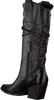 Zwarte NOTRE-V Hoge laarzen AI369  - small
