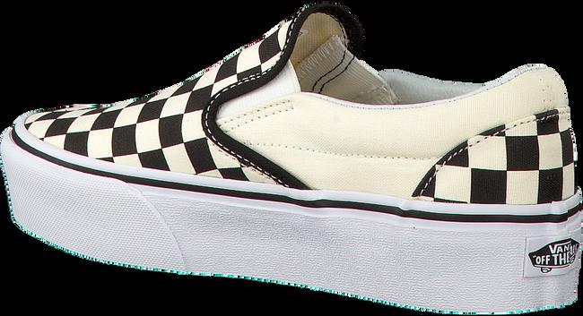 Beige VANS Sneakers  CLASSIC SLIP ON PLATFORM  - large