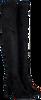 Zwarte RAPISARDI Overknee laarzen 2383 ESMERALDA  - small