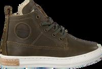 Groene PINOCCHIO Hoge Sneaker P2851  - medium