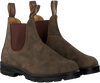 Bruine BLUNDSTONE Chelsea boots CLASSIC DAMES  - small