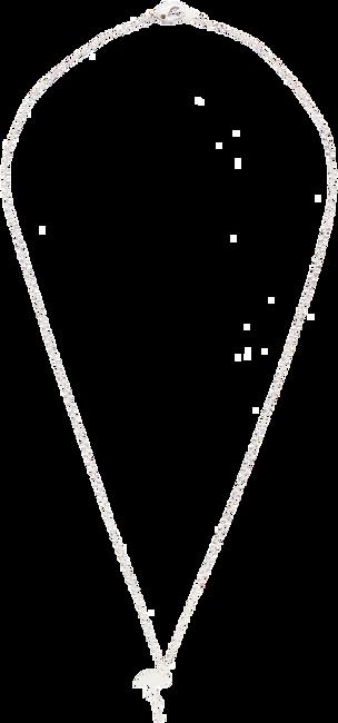 Zilveren ALLTHELUCKINTHEWORLD Ketting ELEMENTS NECKLACE FLAMINGO - large