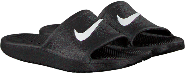 Zwarte NIKE Slippers KAWA SHOWER (GS/PS)  - large