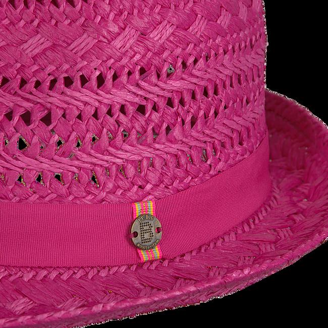 Roze LE BIG Hoed NEDA HAT  - large