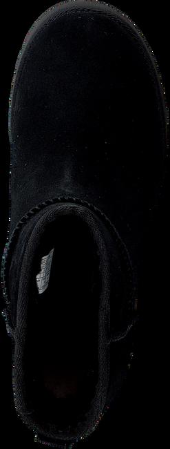 Zwarte UGG Vachtlaarzen W CLASSIC FEMME MINI  - large