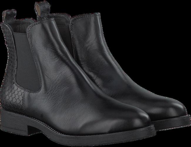 Zwarte OMODA Chelsea boots 280-001MS  - large