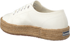 Witte SUPERGA Sneakers 2730 COTROPEW - small