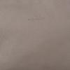 Grijze BY LOULOU Clutch 01POUCHXL119S - small