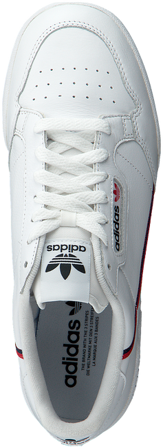 Witte ADIDAS Sneakers RASCAL - large