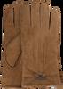 Cognac WARMBAT Handschoenen GLOVES WOMEN SUEDE - small