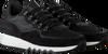 Zwarte FLORIS VAN BOMMEL Lage sneakers 16393  - small