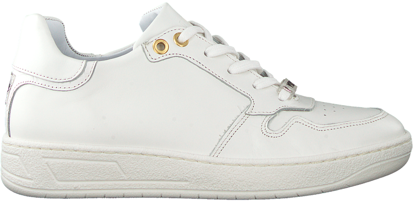 Witte VERTON Lage sneakers J5319 - larger