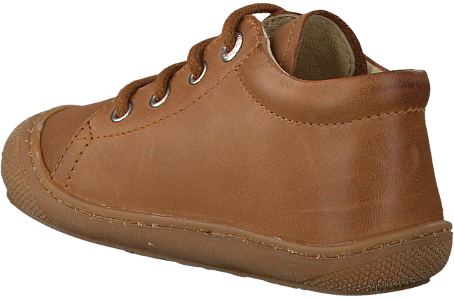 Cognac NATURINO MINI Veterschoenen 3972 - large